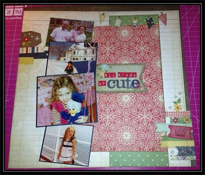 Mel's May Layout